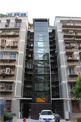 辉县旧楼加装电梯面积
