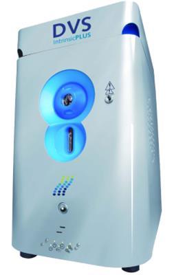 英國 SMS 動態水蒸汽吸附儀 DVS Intrinsic