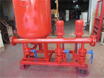 消防氣體*壓穩壓恒壓供水設備3CAB簽認證水泵