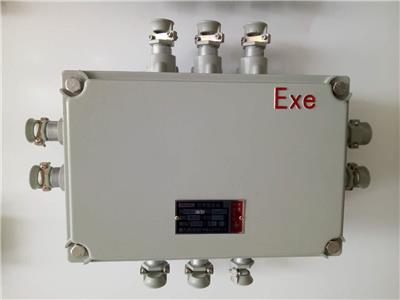 德力西增安型鋁合金防爆接線箱
