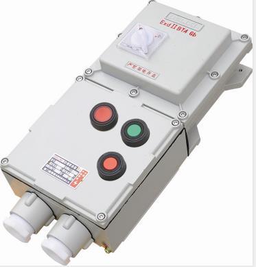 BQC51-12A防爆磁力起動器德力西廠家非標定制