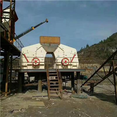 福建礦山機械砂石設備破碎機械的場地規劃安裝施工隊