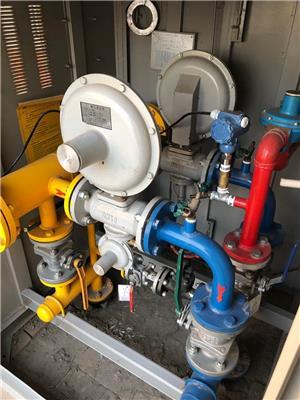 北京燃氣調壓箱技改維修 廚房燃氣設備燃氣報警系統檢測 緊急切斷閥維修