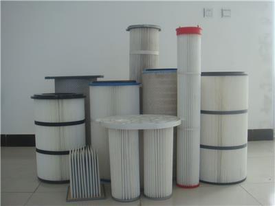 噴涂噴粉除塵濾芯320X750除塵濾筒 濾芯廠家