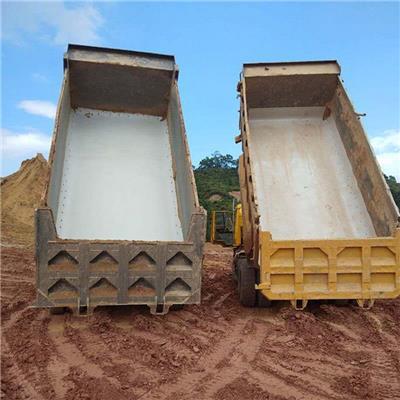 全國供應包郵威利達工程車鋪車底塑料板渣土車車廂底滑板質量可靠