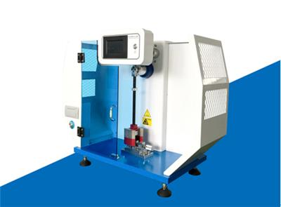 熱塑性材料沖擊測試機 簡支梁擺錘沖擊試驗儀