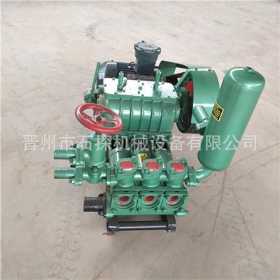 廠家**無錫160臥式單缸泥漿泵注漿泵活塞泵污水泵用于工程鉆探
