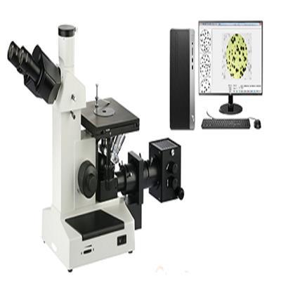 金相顯微鏡,電腦型金相顯微鏡,山東聚億能倒置顯微鏡