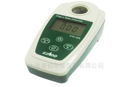 進口便攜式余氯總氯測試儀