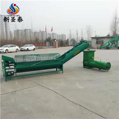 秸稈青儲回收機生產廠家 河南青儲收割機價格