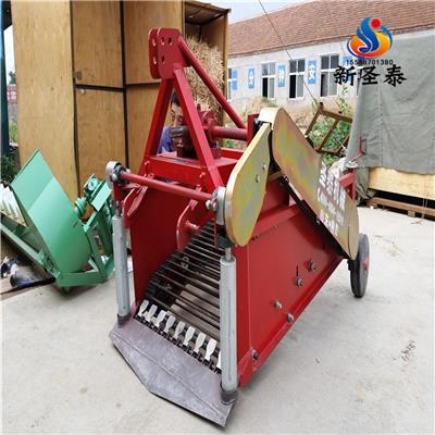 牽引式玉米秸稈打捆機廠家 高粱秸稈收割粉碎打包機價格