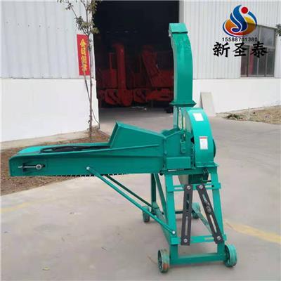 黑龍江玉米秸稈回收機廠家 秸稈粉碎一體機