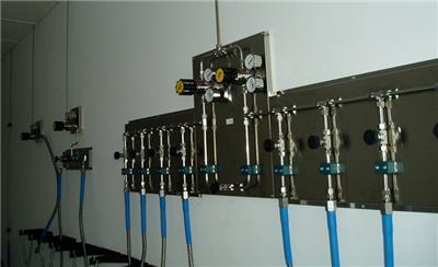 實驗室 氣相色譜儀外圍氣路設計