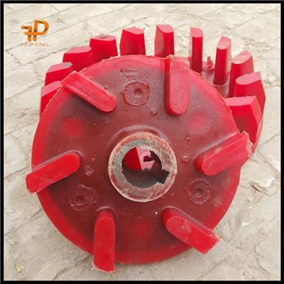 河北匯朋葉輪蓋板價格 橡膠葉輪蓋板 大型礦用**聚氨酯葉輪蓋板