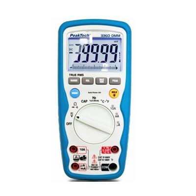 原廠采購德國peaktech萬用表3360