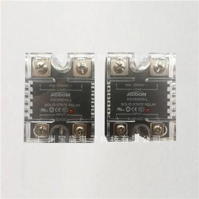口罩設備 固態繼電器 KSI380D40-L 單相交流固態繼電器