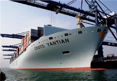 湛江到美国物流公司 美国物流公司专线 货运物流