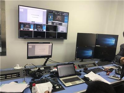 數字全媒體校園學生電視臺--校園電視臺建設方案