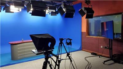 迪特康姆虛擬演播室系統 設備清單及燈光裝修方案