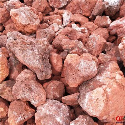 登峰供应大块火山石 园林造景火山石 水族装饰火山岩无污染、无放射性