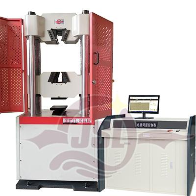 金試力WAW-1000電液伺服液壓試驗機