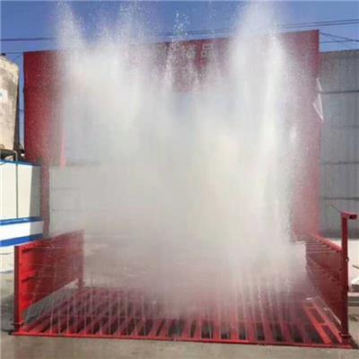 定做工程洗車機 平臺式洗輪機 建筑工地洗車機廠家