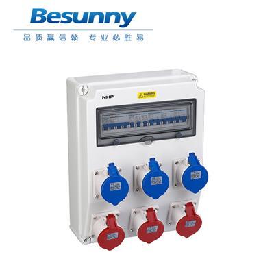 廣州金屬工業插座箱圖片