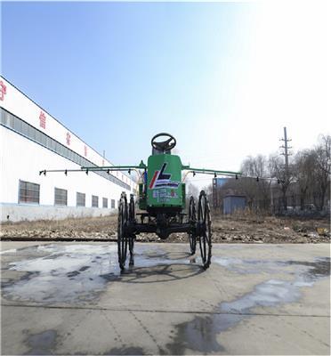 河南厂家定制大马力车载式500X高压风送打药机
