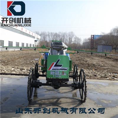 山东开创厂家186F车载式高压风送打药机批发定制