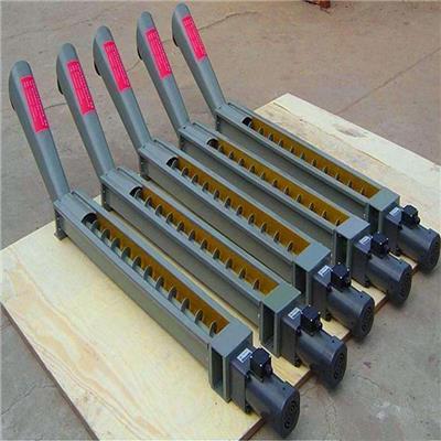 數控龍門加工中心鏈板式排屑機 螺旋式排屑機