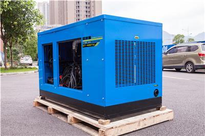 三工位500A柴油發電電焊機管道施工