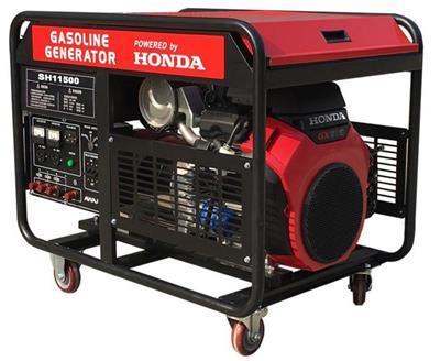 三相250A汽油發電電焊機 AGW250AE