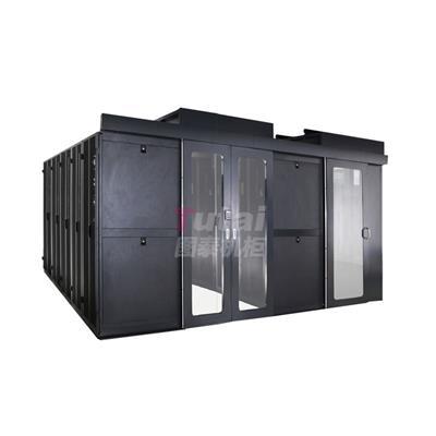 圖泰廠家生產 數據中心機房冷/熱通道 IT機柜 機房服務器機柜 冷通道封閉系統