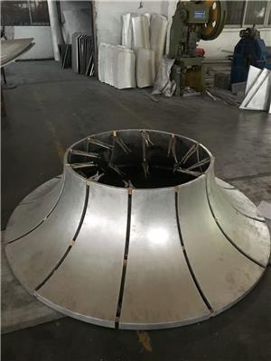 徐州外墻雙曲鋁單板廠家