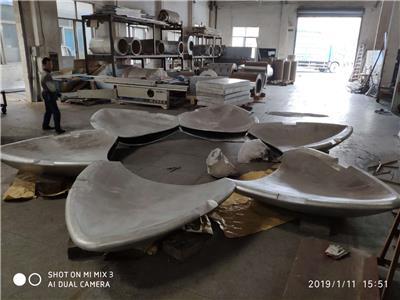 河源氟碳雙曲鋁單板廠家