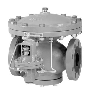 Fisher 92B 型自力式控制閥
