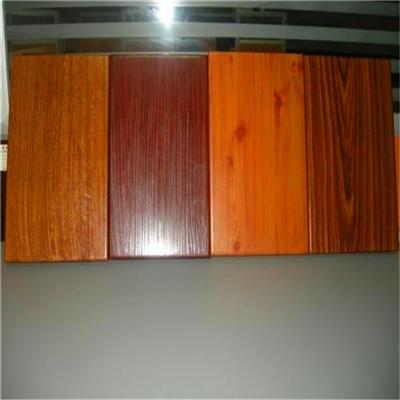 鞍山木紋鋁單板廠家