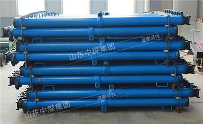 山東中煤DW31.5-200/100單體液壓支柱廠家供應****