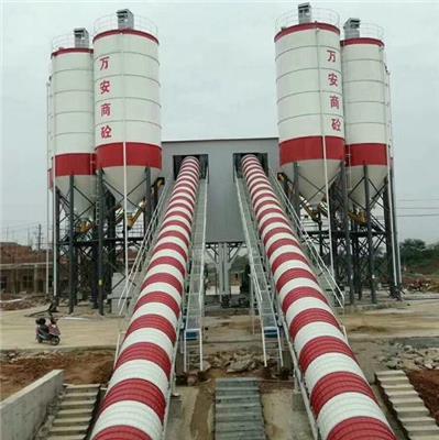 廠家**供應HZS120混凝土拌合站 混凝土攪拌站