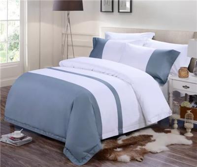 床上用品+枕芯+枕套+布草+套件+提花+印花