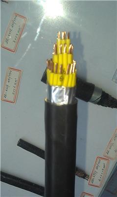 耐高温控制电缆 ZR-KFFRP23 3X25