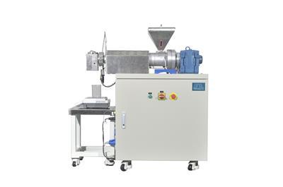 廣州普同毛細管擠出流變儀 溶體流變檢測實驗機 毛細管組件 RCSI-20/25熔體受壓流變過程 是研究表征高聚物分子結構與加工性能的有效實驗儀器