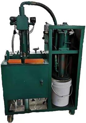 小型潤滑脂黃油彈灌裝機