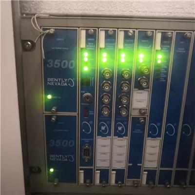 本特利3500/50框架模塊