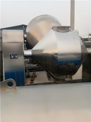 轉讓二手 干燥機 雙錐 不銹鋼1000升 搪瓷2000升