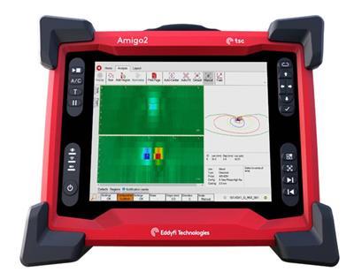 ACFM水上/水下金屬檢測儀