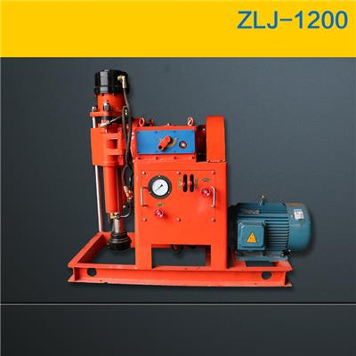 ZLJ1200隧道加固注漿機零售價 履帶式山體注漿鉆機