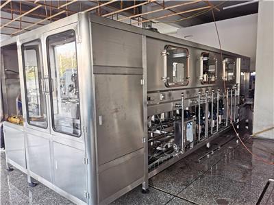 貴陽全自動桶裝水生產線報價 桶裝水生產線