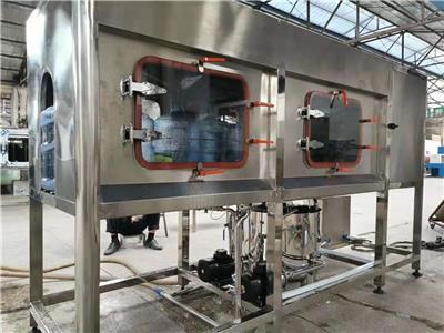 蘇州自動桶裝水生產線廠家 桶裝水灌裝設備