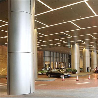 溫州包柱鋁單板廠家 商場鋁單板包柱